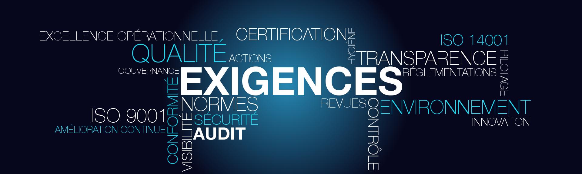 CSR :  Customer Specific Requirements